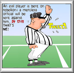 sports cartoons, christian cartoons, referee cartoons, football cartoons