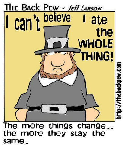 Thanksgiving cartoons, turkey cartoons, pilgrim cartoons