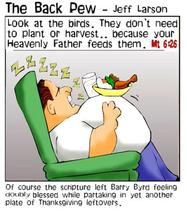 thanksgiving cartoons, christian cartoons