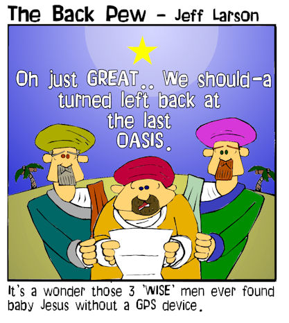 3 wisemen cartoons, christmas cartoons, gospels of Jesus cartoons, birth of jesus cartoons