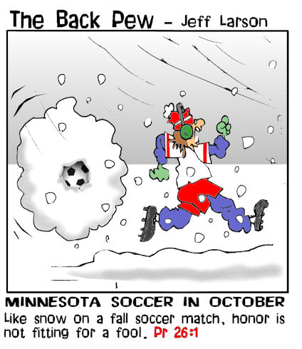 soccer cartoons, soccer player cartoons, minnesota soccer cartoons, proverbs 26:1